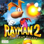 Sega Dreamcast - Rayman 2 - The Great Escape