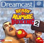 Sega Dreamcast - Ready 2 Rumble Boxing Round 2