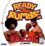 Sega Dreamcast - Ready 2 Rumble Boxing