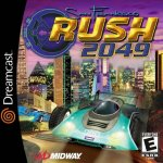 Sega Dreamcast - San Francisco Rush 2049