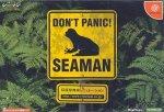 Sega Dreamcast - Seaman - Box Set
