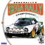 Sega Dreamcast - Sega Rally 2