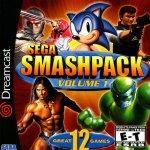 Sega Dreamcast - Sega Smash Pack