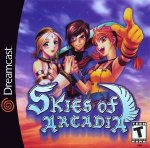 Sega Dreamcast - Skies of Arcadia