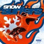 Sega Dreamcast - Snow Surfers