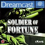 Sega Dreamcast - Soldier of Fortune