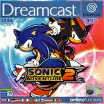 Sega Dreamcast - Sonic Adventure 2