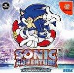 Sega Dreamcast - Sonic Adventure International