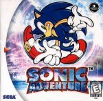 Sega Dreamcast - Sonic Adventure