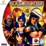 Sega Dreamcast - Soul Fighter