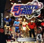 Sega Dreamcast - Sports Jam
