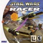 Sega Dreamcast - Star Wars Episode 1 Racer