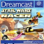 Sega Dreamcast - Star Wars Episode 1 Racer