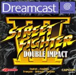 Sega Dreamcast - Street Fighter 3 Double Impact