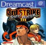 Sega Dreamcast - Street Fighter 3 Third Strike