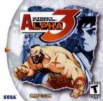 Sega Dreamcast - Street Fighter Alpha 3