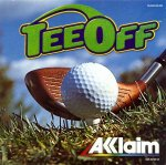 Sega Dreamcast - Tee Off Golf