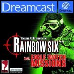 Sega Dreamcast - Tom Clancys Rainbow Six - Eagle Watch Missions