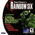 Sega Dreamcast - Tom Clancys Rainbow Six