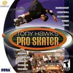 Sega Dreamcast - Tony Hawks Pro Skater
