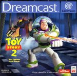 Sega Dreamcast - Toy Story 2 - Buzz Lightyear to the Rescue