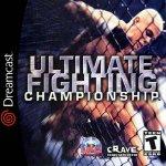 Sega Dreamcast - UFC Ultimate Fighting Championship