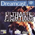 Sega Dreamcast - Ultimate Fighting Championship
