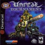 Sega Dreamcast - Unreal Tournament