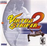 Sega Dreamcast - Virtua Striker 2