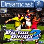 Sega Dreamcast - Virtua Tennis 2