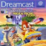 Sega Dreamcast - Walt Disney World Quest Magical Racing Tour