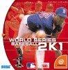Sega Dreamcast - World Series Baseball 2K1