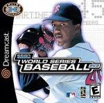 Sega Dreamcast - World Series Baseball 2K2