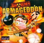 Sega Dreamcast - Worms Armageddon