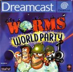 Sega Dreamcast - Worms World Party