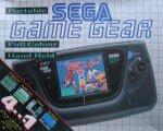 Sega Game Gear - Sega Game Gear 4 in 1 Console Boxed