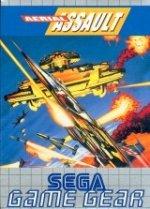 Sega Game Gear - Aerial Assault