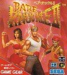 Sega Game Gear - Bare Knuckle 2
