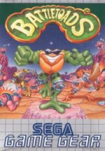 Sega Game Gear - Battletoads