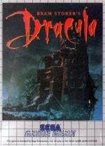 Sega Game Gear - Bram Stokers Dracula
