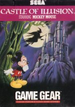 Sega Game Gear - Castle of Illusion US