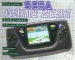 Sega Game Gear - Sega Game Gear Console Boxed