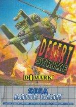 Sega Game Gear - Desert Strike