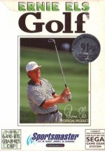Sega Game Gear - Ernie Els Golf