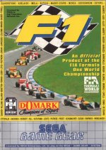 Sega Game Gear - F1