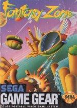 Sega Game Gear - Fantasy Zone US
