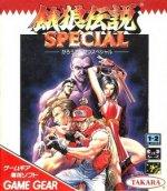 Sega Game Gear - Fatal Fury Special