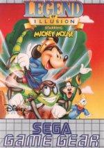 Sega Game Gear - Legend of Illusion