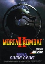 Sega Game Gear - Mortal Kombat 2