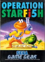 Sega Game Gear - Operation Starfish